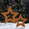 The Seasonal Aisle 2 Piece Stars Garden Stake Set