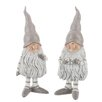 The Seasonal Aisle 2 Piece Santa Claus Set