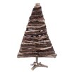 The Seasonal Aisle Glitter Ribbon Christmas Tree