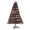 The Seasonal Aisle Glitter Ribbon Christmas Tree