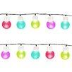 The Seasonal Aisle LED Party 50 Light String Lighting