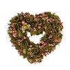 The Seasonal Aisle 30cm; Berry and Leaf Wreath