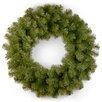 The Seasonal Aisle North Valley 60.96cm; PVC Spruce Wreath
