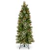 The Seasonal Aisle Woodbury 5.5' Green Pine Artificial Christmas Tree with Stand
