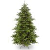 The Seasonal Aisle 6.5' Green Fir Artificial Christmas Tree with Stand