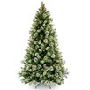 The Seasonal Aisle Woodbury 7.5' Green Pine Artificial Christmas Tree with Stand