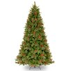 The Seasonal Aisle Colonial 6.5' Green Fir Artificial Christmas Tree with Stand