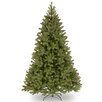 The Seasonal Aisle Bayberry 7.5' Green Spruce Artificial Christmas Tree with Stand