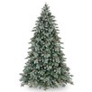 The Seasonal Aisle Cladwell 7.5' Green Spruce Artificial Christmas Tree with Stand