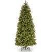The Seasonal Aisle Downswept Douglas 6.5' Green Artificial Christmas Tree with Stand
