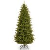 The Seasonal Aisle Fraser 7.5' Natural Artificial Christmas Tree with Stand