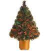 The Seasonal Aisle 3' Green Artificial Christmas Tree with Pot