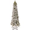 The Seasonal Aisle 3' White Artificial Christmas Tree with Stand