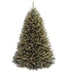 The Seasonal Aisle Rocky Ridge 7.5' Green Artificial Christmas Tree with Stand