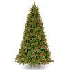 The Seasonal Aisle Cleveland 6.5' Green Fir Artificial Christmas Tree with Stand