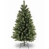 The Seasonal Aisle Elmore 5' Green Spruce Artificial Christmas Tree with Stand