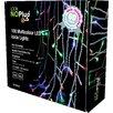 The Seasonal Aisle LNP Multifuntkions-LED-Eiszapfen 100-flammig