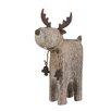 The Seasonal Aisle Decorative Wood Reindeer