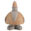 The Seasonal Aisle Figur Santa Cork Look