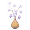 The Seasonal Aisle Time Smart LED Battery Operated Rose Vase