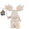 The Seasonal Aisle Reindeer Standing Lantern
