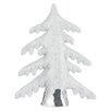 The Seasonal Aisle Weihnachtsbaum aus grober Keramik