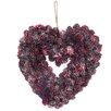 The Seasonal Aisle 25cm; Pinecone Wreath