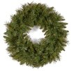 The Seasonal Aisle Tiffany 91.44cm; PVC Fir Wreath