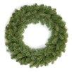The Seasonal Aisle Downswept Douglas 60.96cm; PVC and PE Wreath