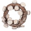 The Seasonal Aisle Wood Wreath
