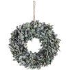 The Seasonal Aisle Leaf and Branch Wreath