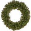 The Seasonal Aisle PVC-Kiefernkranz Cova 91,44 cm