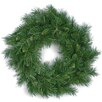 The Seasonal Aisle Windsor 60.96cm; PVC Pine Wreath