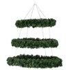 The Seasonal Aisle 90cm; Plastic Wreath