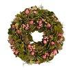 The Seasonal Aisle Berry and Leaf Wreath