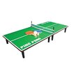 The Seasonal Aisle Table Top Table Tennis Game