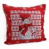 The Seasonal Aisle Snowman Cushion Cover