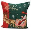 The Seasonal Aisle Sleigh Bells Cushion Cover