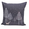 The Seasonal Aisle Winter Woods Cushion Cover