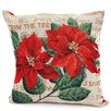 The Seasonal Aisle Christmas Spray Cushion Cover