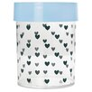 Miss Etoile Hearts Canister