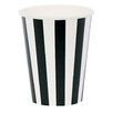 Miss Etoile Stripe Cup (Set of 16)