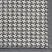 VM-Carpet Oy Askel Grey/White Area Rug