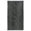 VM-Carpet Oy Aqua Black Indoor/Outdoor Area Rug