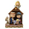 Peanuts The Christmas Play Figurine