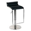 Eurostyle Forest Adjustable Height Swivel Bar Stool with Cushion