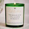 Ladeda! Living Vanilla & Sandalwood Votive Candle