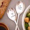 Ladeda! Living 2-Piece Salad Server Set