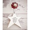 Ladeda! Living To Love Cherish & Adore, That's What Little Boys are for Star Wall Decor