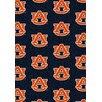 My Team by Milliken College Repeating NCAA Auburn Novelty Rug